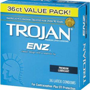 Trojan ENZ Condoms